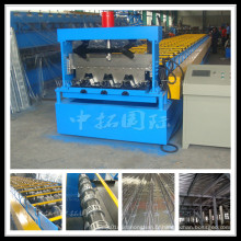 Passer CE et ISO Structure métallique plancher matériel pont profileuse