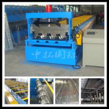En aluminium tôle plancher Decking profileuse