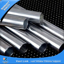Tuyau perforé en acier inoxydable 304 / 304L / 316