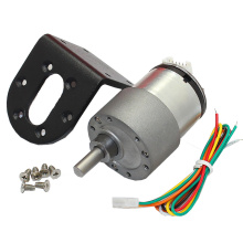 37mm 24v DC Gear Motor With Holder