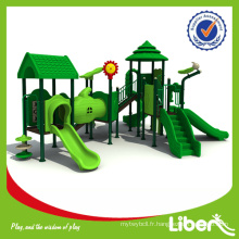 Prix d'usine GS-certified Équipement d'aire de jeux pour enfants de Woods Series LE.SL.009