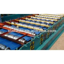 Профилегибочная машина для производства ступенчатых плиток FD960