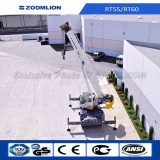 Zoomlion Rough Terrain Crane 55 Metric Ton / 60 U. S. Ton