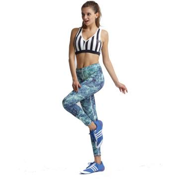 Custom Sexy Supplex Lycra Yoga Wear for Women