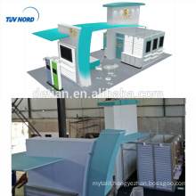 Detian Offer trade show exhibit display expo stands modular stand