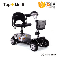 Four Wheels Foldable electrical Mobility Scooter with Anti-Wheel