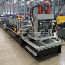 automatische C-Kanal 80-300mm Rollenformmaschine