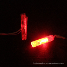 Christmas Led Toys Battery Operated light Whistle