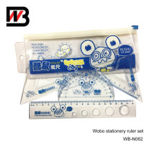 Office Stationery Plastic Ruler for School Supply
