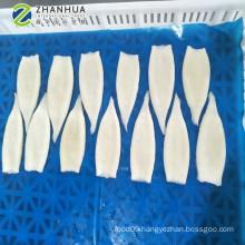 60% glazing Frozen squid tube cheap price U7