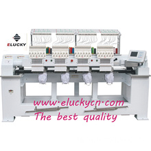 Cap Embroidery Machine with 4 Heads