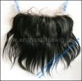 100% Remi lace Frontal,8''long, #1,Straight ,Free style,Free shipping