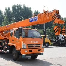 High Quality for Small Truck Lift Mobile Crane 12 Ton Telescopic Boom Tking Truck Crane supply to Gabon Manufacturers