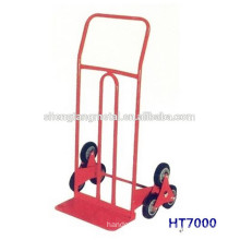 six wheel heavy stair climbing trolley