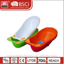 Популярные пластиковые ребенок ванна