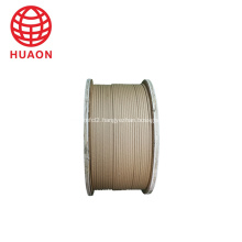 Insulation Paper Covered Aluminium Flat Wire