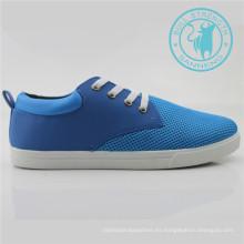 Zapatillas de deporte de malla de calzado de ocio para hombres (SNC-011345)