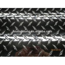 placa de piso de alumínio para reboque