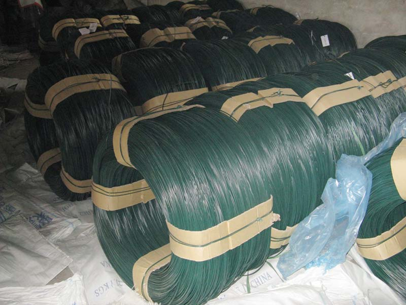 PVC Coated Wire for Wire Mesh Fence