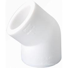 PPR Armaturen-Winkelstück 45 °, PP-R Beschläge, Winkelstück, PP-R Winkelstück, Winkelstück 45 °