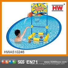 Venta caliente 2 en 1 juego de baloncesto de la piscina Deportes acuáticos