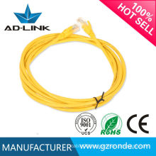 Colorful RJ45 RJ11 patch cord lan cable with high speed