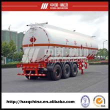 Camión cisterna 38000lsus 304liquid, camión de remolque (HZZ9408GHY) para los compradores