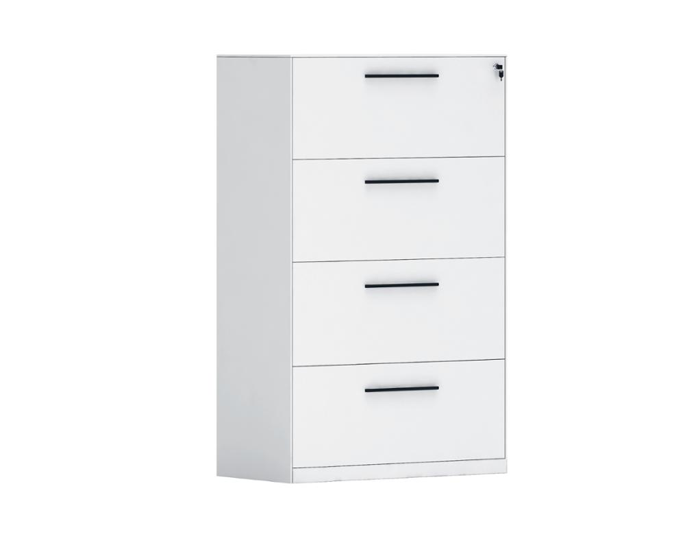 4 Drawer Lateral Steel Filing Storage Cabinet