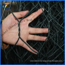 PVC-beschichteter verzinkter Felskorb Gabion Mesh