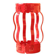 Hinged Non Welded Semi Rigid Bow Spring Centralizer