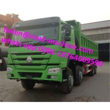 Camion Dumper Sinotruck HOWO7 8x4