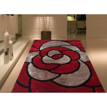 High Quality Polyester Carpet Rug