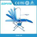 Heiße Verkaufs-bewegliche zahnmedizinische Stuhl-Fertigung