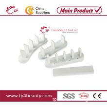 Professional Salon Practice Nail Art Tips Stands Fram Display Holder Tools (TP-NA61)