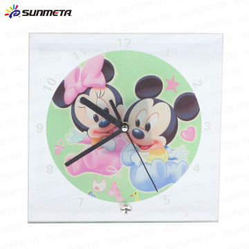 FREESUB Sublimation Transfer Photo Printing On Glass