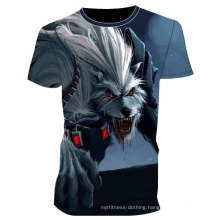 Colorful Full Sublimated T Shirt