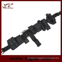 Nylon Tactical Belt Combat Security Duty Belt for Police Belt