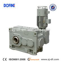 Mitgelieferter H12-Hohlwellen-Getriebe-Getriebemotor