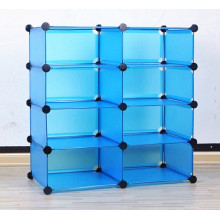 Blue Display Plastic Storage Organizer, Home Storage Products