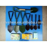 chinese camping multifunction garden tools