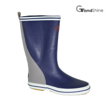 Ladies Rainboot with Heel Pull