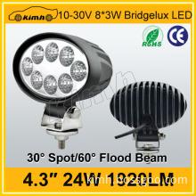 High brightness led light 24w new design work light