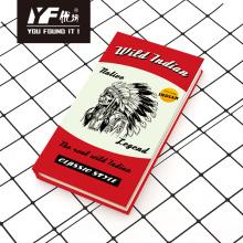 Benutzerdefiniertes Musterdesign-Hardcover-Notizbuch