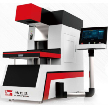 Gld-200 крупномасштабная лазерная маркировочная машина для обуви