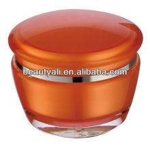 Acrílico frasco cosmético acrílico creme recipiente