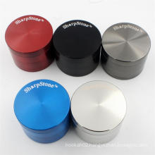 Portable High Quality Smoking Herb Zinc Grinders