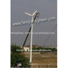 10kw eficiente y más profesional alto viento turbina mejor precio