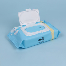 Custom Disposable Deodorant Non Woven Body Cleaning Wipes
