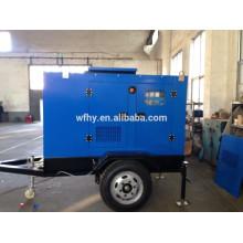 Générateur diesel à bande compacte à quatre roues de 21.3KVA
