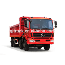 Dayun brand 4X2 drive dump truck for 6-18 cubic meter